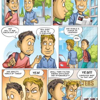 AMD komiks 1