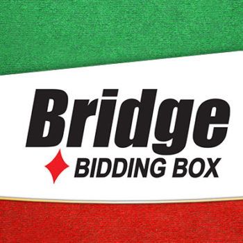 Bridge Bidding Box