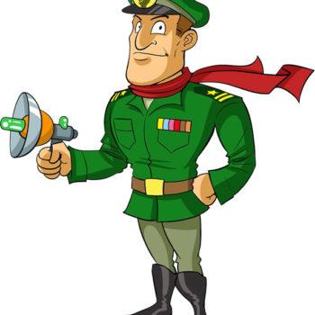 Major Green