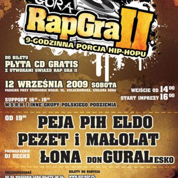 Rap Gra II